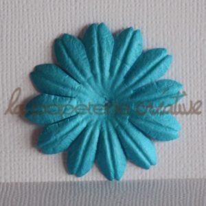 Daisy 1,5″ (4cm) – Lot de 2 – Bleu royal