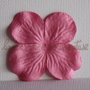 Hydrangea large 2″ (5cm) – Lot de 2 – Rose layette