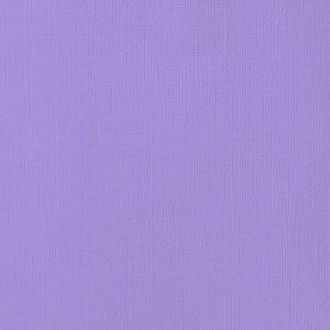 Cardstock texturé 12×12″ – Lavender