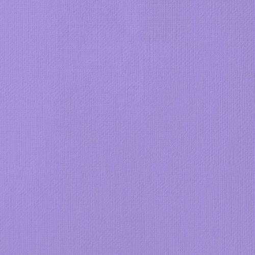"""Cardstock texturé 12x12"""" - Lavender"""