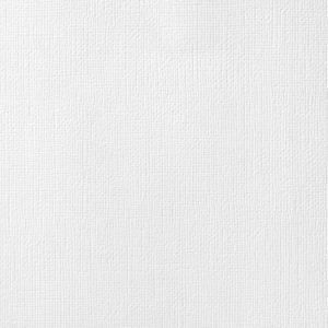 Cardstock texturé 12×12″ – White