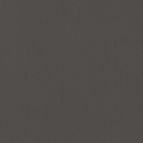 "Cardstock texturé 12x12"" - Black"