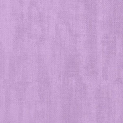 "Cardstock texturé 12x12"" - Lilac"
