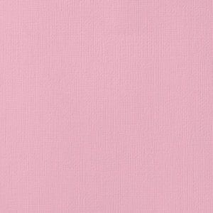 Cardstock texturé 12×12″ – Blush