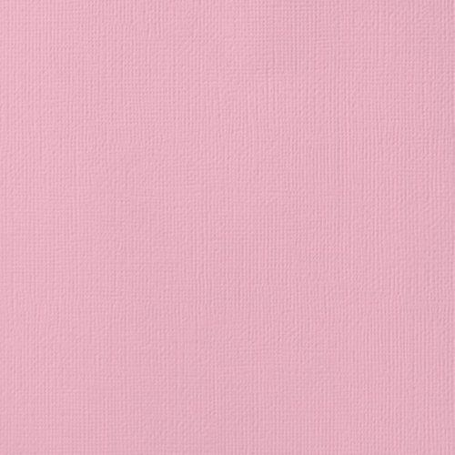 "Cardstock texturé 12x12"" - Blush"