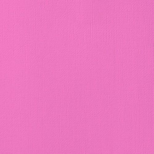 "Cardstock texturé 12x12"" - Lipgloss"