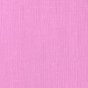 Cardstock texturé 12×12″ – Bubblegum