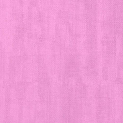 "Cardstock texturé 12x12"" - Bubblegum"