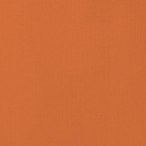 """Cardstock texturé 12x12"""" - Apricot"""