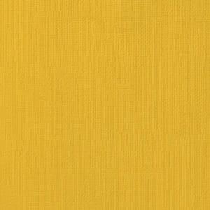 Cardstock texturé 12×12″ – Mustard