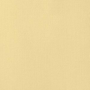 Cardstock texturé 12×12″ – Butter