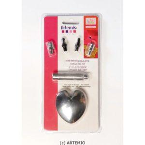 Artemio – Kit pour oeillets