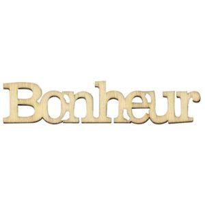 """Artemio- Mot """"Bonheur"""""""