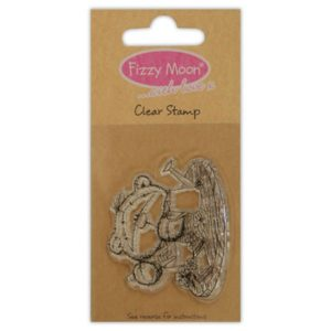 """Fizzy Moon – Tampon transparent """"Planting"""""""