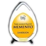 Memento – Encreur Dew drop Dandelion
