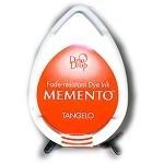 Memento – Encreur Dew drop Tangelo