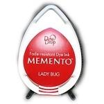Memento – Encreur Dew drop Lady bug
