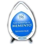 Memento – Encreur Dew drop Bahama blue
