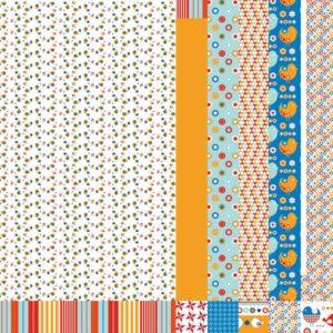 """ARTEMIO – Collection """"Kids Oiseau"""" 6 feuilles"""