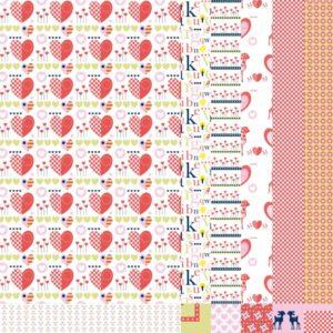 "ARTEMIO – Collection ""Sweet Bambi"" 6 feuilles"