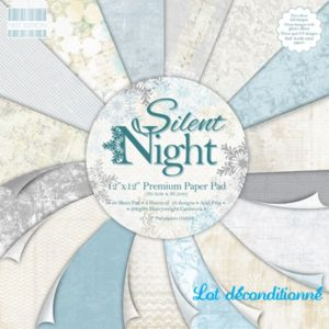 """First Edition Paper – Collection """"Silent Night"""""""