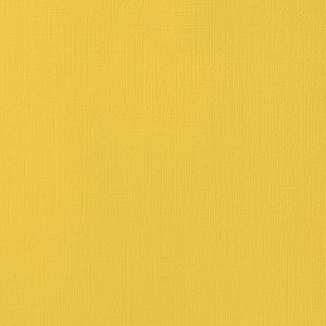 Cardstock texturé 12×12″ – Sunflower