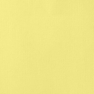 Cardstock texturé 12×12″ – Canary