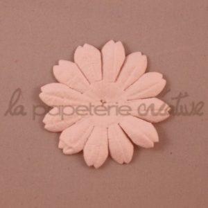 Daisy 1.5″ (4cm) – Lot de 2 – Rose pâle
