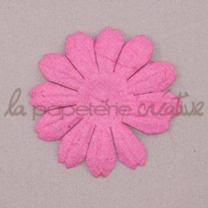Daisy 1.5″ (4cm) – Lot de 2 – Rose vif