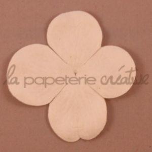 Hydrangea large 2″ (5cm) – Lot de 2 – Blanc
