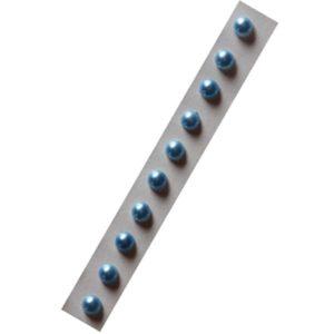 Demi-perles adhésives 5mm (x10) – Blue
