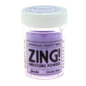 ZING Poudre à embosser – Lavender