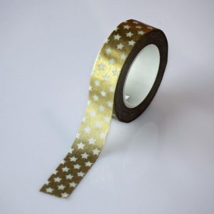 Masking Tape Party Star