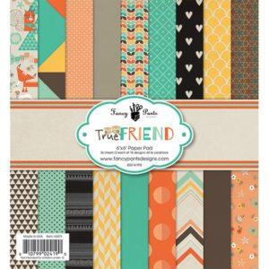 "Fancy Pants Design – Paper Pad Coll. ""True Friend"""